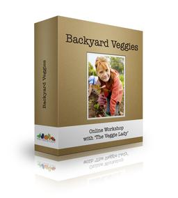 Backyard Veggies 1 - Online Workshop